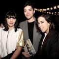 Lanzamiento RVLC 9_PH Cristian Cerdeira_Andrea Martínez, Patricio Roldán y Stefania Sanz