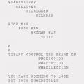 Toogood Manifesto