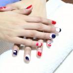 Cómo preparar nuestras manos para la Copa América con las últimas tendencias de nail art