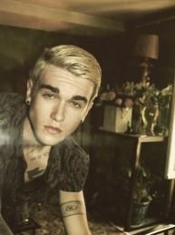 Gabriel Kane, el hijo modelo de Isabelle Adjani y Daniel Day-Lewis