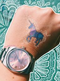 INKED by Dani, la nueva tendencia en tatuajes temporales luego de los Flash Tattoos