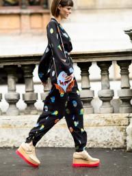 Suelas protagonistas: El reinvento creeper de Stella McCartney