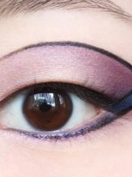 Graphic Eyes, la tendencia de maquillaje que convierte tus ojos en una obra de arte
