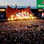 Todos los detalles de Roskilde Festival 2015 gracias a #HeinekenLife