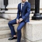 #Suitfie, la tendencia que trae hombres vestidos de traje a nuestras pantallas de Instagram