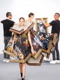Especial: Los desfiles más artísticos de la moda