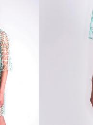 Moda y Tecnología: Danit Peleg y la primera colección de ropa 3D impresa desde la casa
