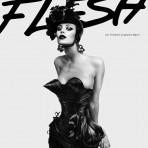 Flesh Magazine, la nueva revista mexicana de Moda y Arte que debes conocer