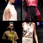 Las pasarelas del primer Mercedes Benz Fashion Week Chile