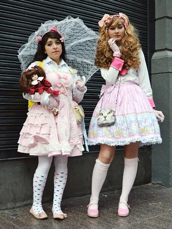 Zaki Letelier y Valeria Torres