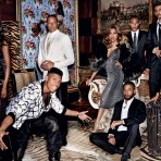 "El fenómeno de ""Empire"" en una editorial de Vogue, 2015"