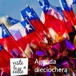 Agenda dieciochera 2015: Fondas, exposiciones y cine chileno + campaña Levantemos el Norte