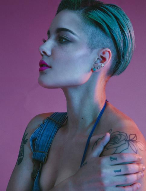 Halsey, la nueva próxima estrella de la música