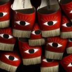 Foot Print, la exhibición que muestra la huella de los zapatos de moda en Amberes