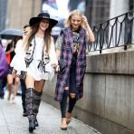 Lo mejor del New York Fashion Week en su primer día