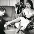 Salvatore Ferragamo y Sofía Loren, 1955