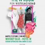 Próximo martes: The W Room por VisteLaCiudad, edición octubre