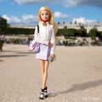 @barbiestyle, el Instagram que muestra a la muñeca como protagonista del street style