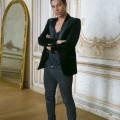 Balmain for H&M in Paris