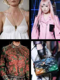Las pasarelas SS 2016 de París Fashion Week: Segunda parte