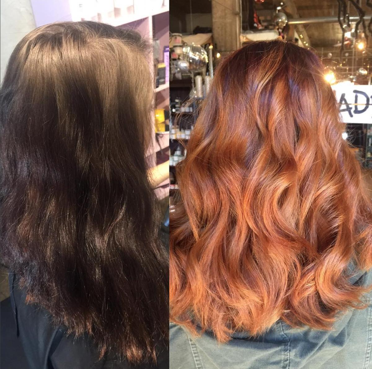 #PumpkinSpiceHair, la tendencia en cabello que se toma los salones de belleza