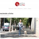 Moda A La Vista, el primer sitio de moda dedicado a personas con ceguera