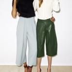 Pantalones Culotte: cómo elegir y combinar la prenda it de la próxima temporada