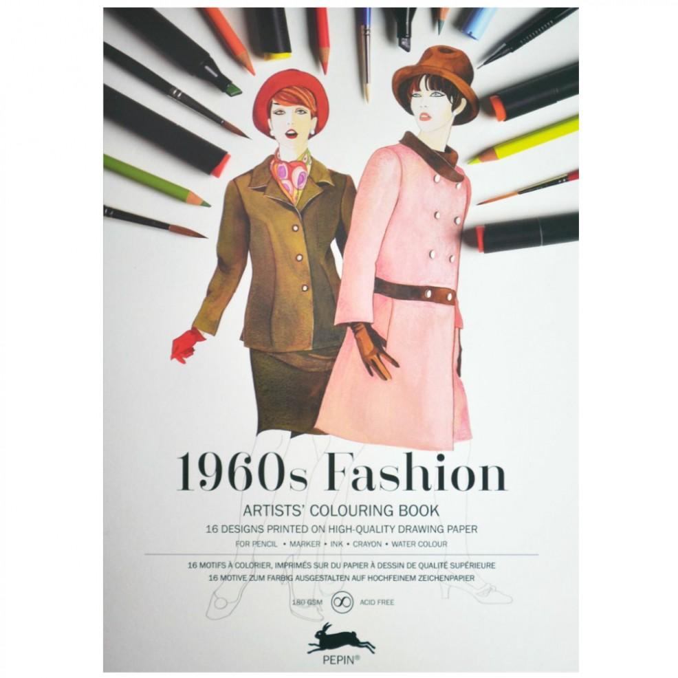 Vogue Coloring Book: El libro para pintar de Vogue UK – Viste la Calle
