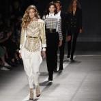 Estuvimos en el lanzamiento mundial de H&M x Balmain en Nueva York