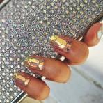 Tendencias en #NailArt: ¿Cómo se logran esas uñas estilo cristal?