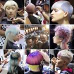 Los peinados más alucinantes del International Trend Vision Award 2015