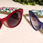 La colección de anteojos con textura de Vogue Eyewear para esta temporada