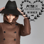PETA anuncia sus ganadores de los Vegan Fashion Awards UK 2015