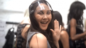 Video: Backstage VisteLacalle Catwalk 2015