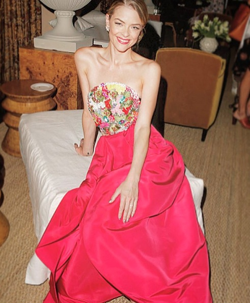 Jaime King en Monse