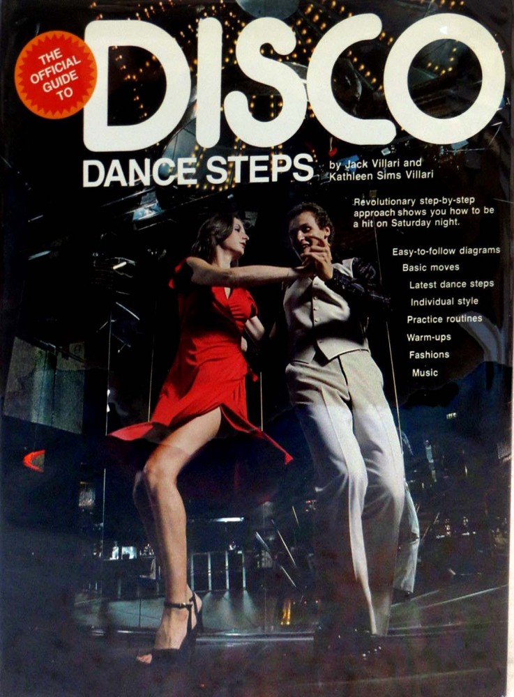 Disco dance steps