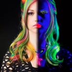 Cabellos Fluorescentes: La tendencia en peinados que podría traer el 2016