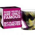 An item from the Barbie and Andy Warhol collection to be sold exclusively through Ron Robinson.