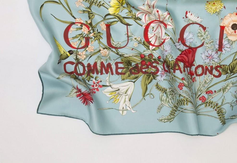 Gucci Comme des Garçons
