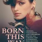 """""""Born this way"""", el nuevo libro que relata la vida de Gia Carangi"""
