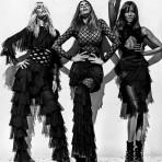 Balmain y el retorno de las supermodelos