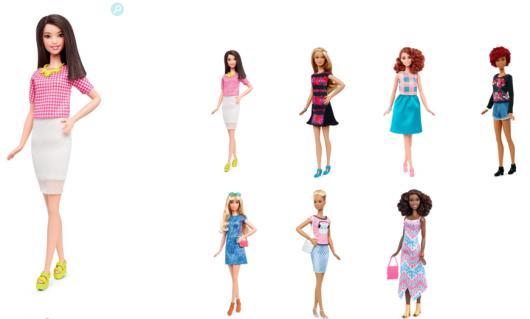 Barbie Tall
