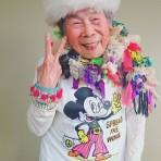 Conozcan a Emiko Mori, la abuelita modelo de 93 años que está cautivando a todo Instagram