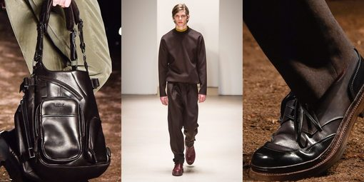 Images courtesy of Trendstop.com- Ermenegildo Zegna, Jil Sander, Salvatore Ferragamo, all Fall:Winter 2015-16.