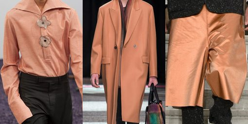 Images courtesy of Trendstop.com- J.W. Anderson, Paul Smith, Pigalle, all Fall:Winter 2015-16.