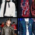 Lo mejor de las pasarelas masculinas en Milán Menswear Fall/Winter 2016-2017