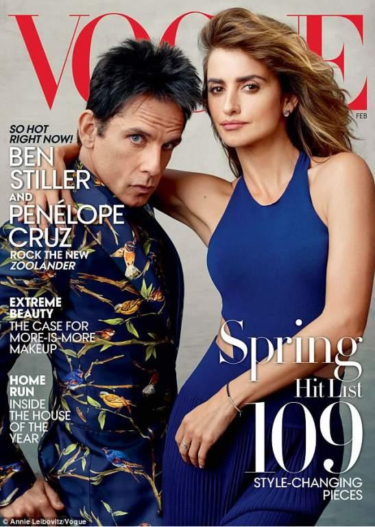 Portada Vogue Febrero