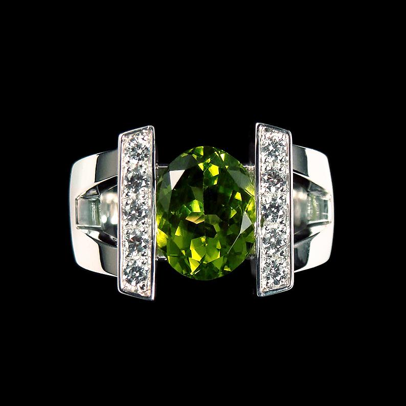 anillo peridoto 2