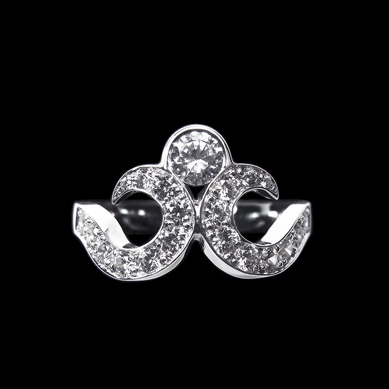 anillo tiara 6
