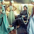 El regreso de Derek Zoolander bajo el lente de Annie Leibovitz para Vogue